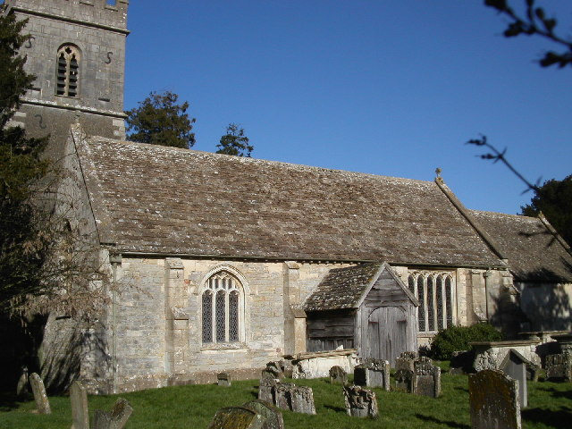 Parish church Elmore