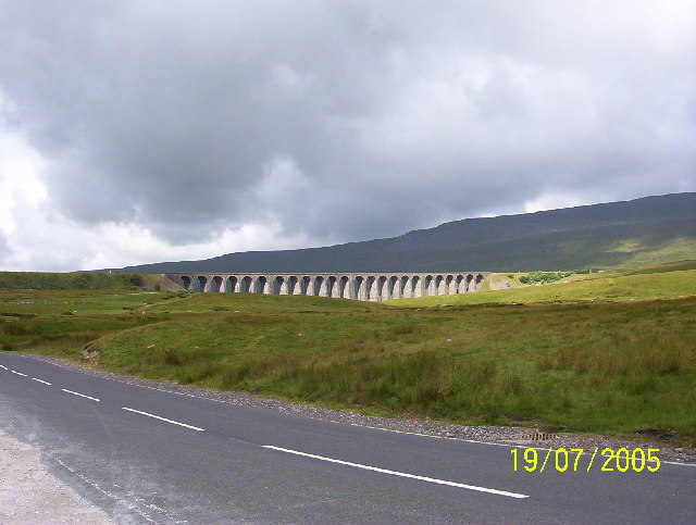 Ribblehead Viaduct, Settle to Carlisle Railway Line
