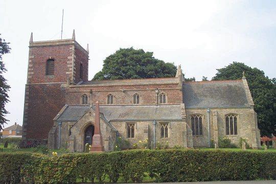 St. Andrew, Butterwick