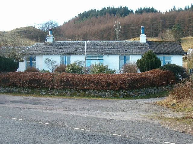 Cottage at Tullochgorm