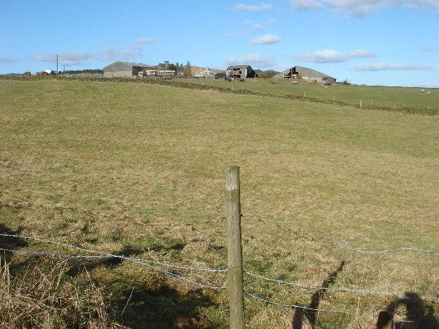 Holts Fold Farm, Top of Turton