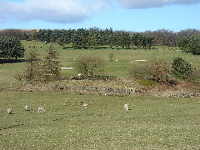 Turton Golf Course