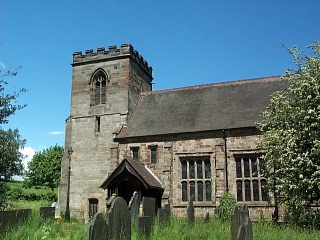 St. Michael & All Angels, Tatenhill