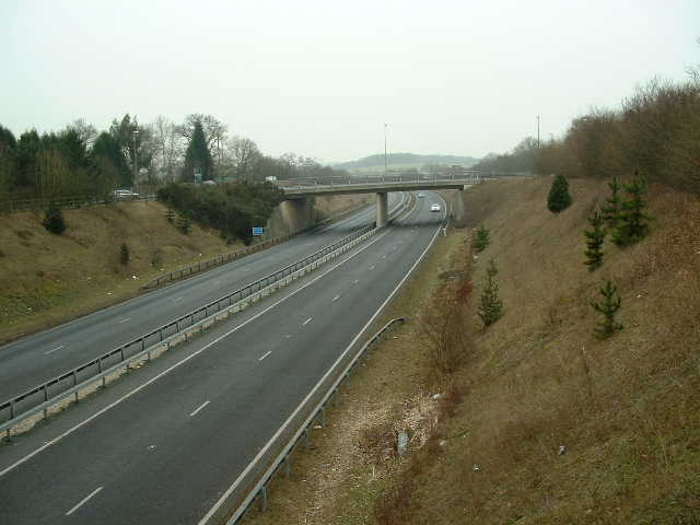 A24, Broadbridge Heath