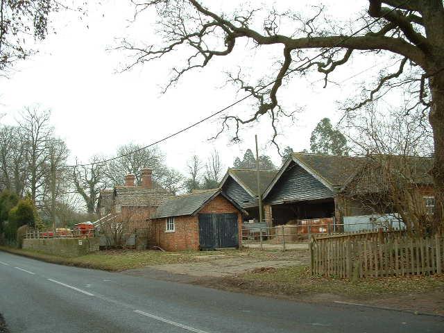 Broomlands Farm