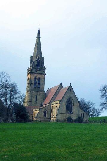 St. Mary's Church, Dunstall