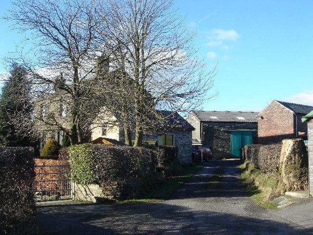 Kenyons Fold Farm, Hawkshaw