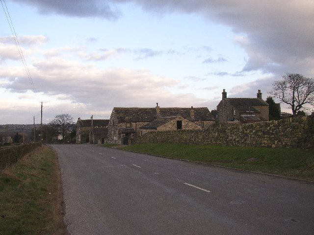 Whitestones, Thurstonland, Yorkshire