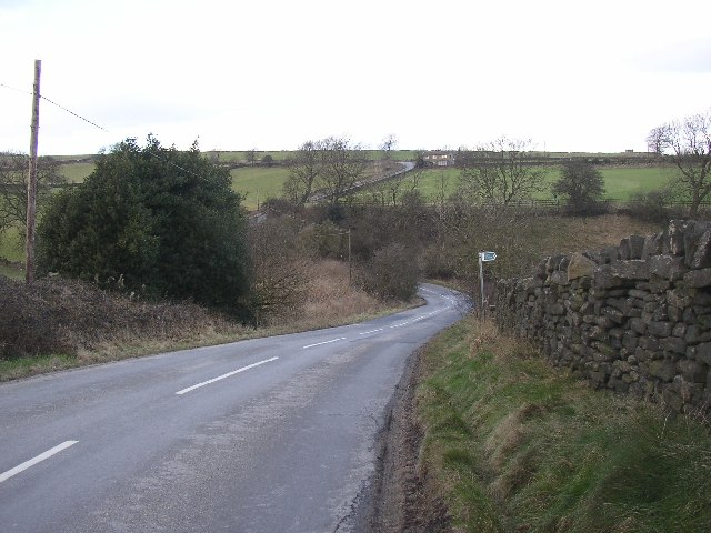 Brown's Knoll Road, Thurstonland