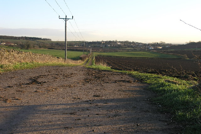 Footpath to Whitwell