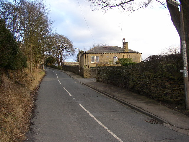 Dam Hill, Shelley, Yorkshire