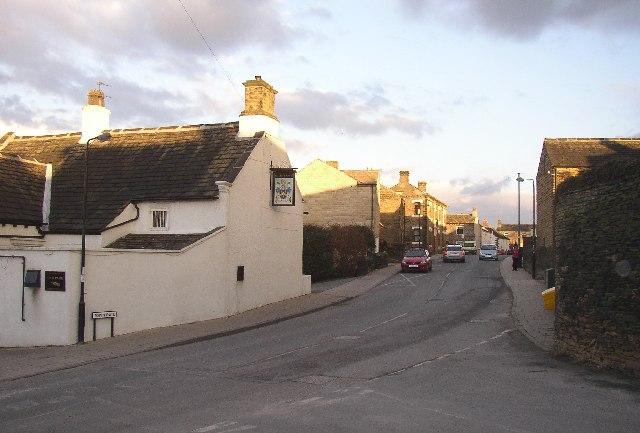 Towngate, Highburton, Kirkburton,Yorkshire