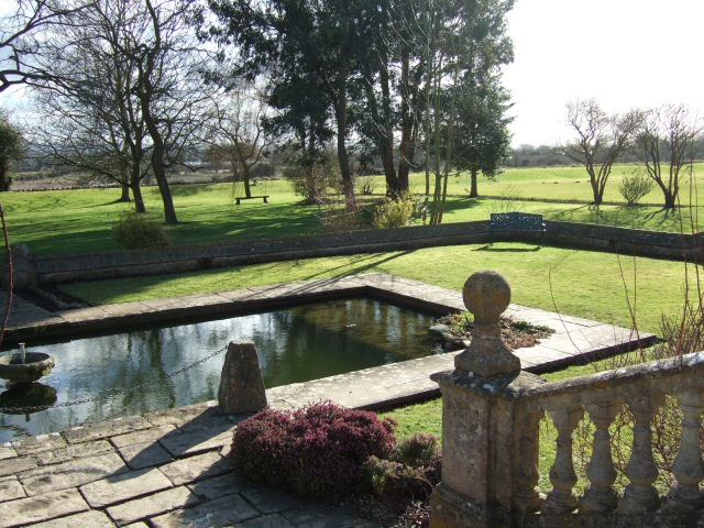Gardens at Woolley Grange