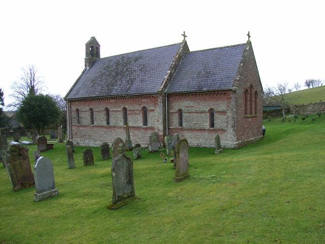 All Saints', Renwick