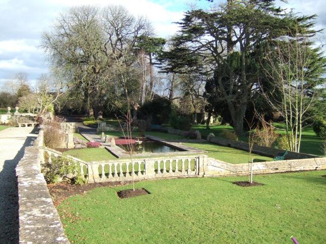 Gardens at Woolley Grange