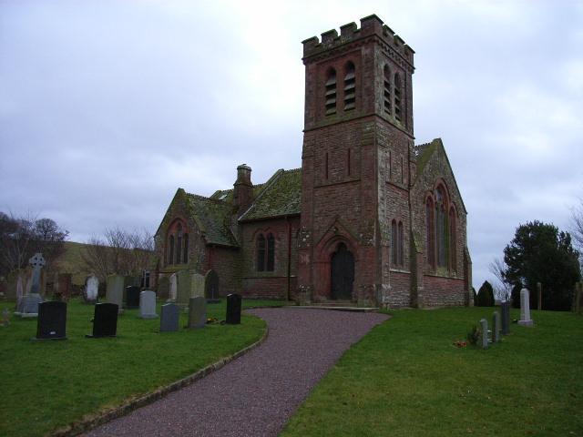 St Mary's, Cumrew