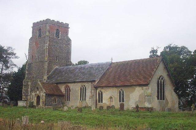 St. Peter, Blaxhall