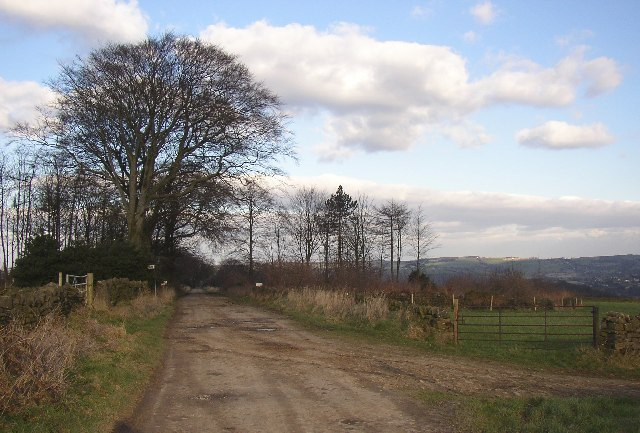 Field Lane, Farnley Tyas, Yorkshire