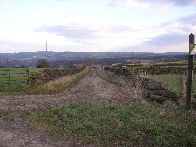 Tofts Lane, Farnley Tyas, Yorkshire