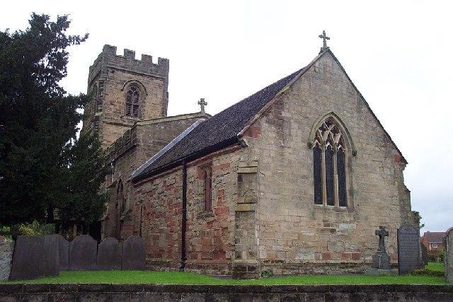 St. Andrew, Shilton