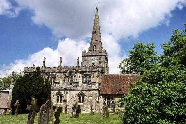 St. Mary, Lapworth