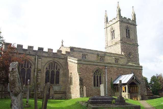 St. Nicholas, Frolesworth