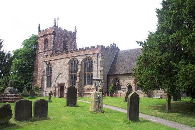 St. Mary & All Saints, Bradley