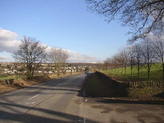Woodsome Road, Farnley Tyas, Yorkshire