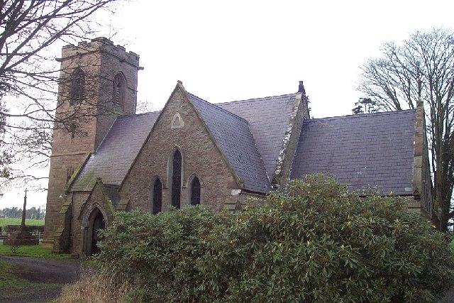 St. Chad, Tushingham