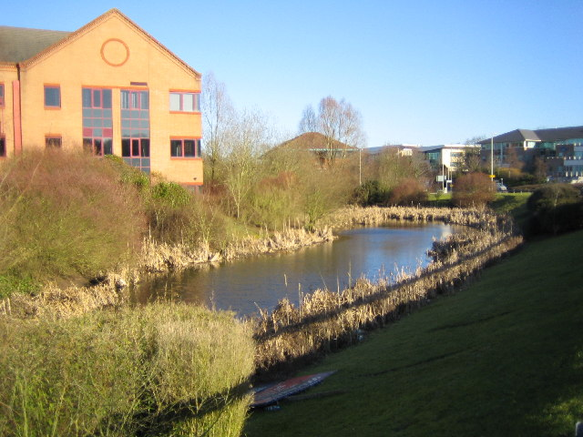 Hook: Bartley Wood Business Park