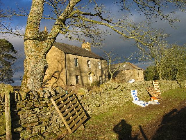 Crookbank Farmhouse