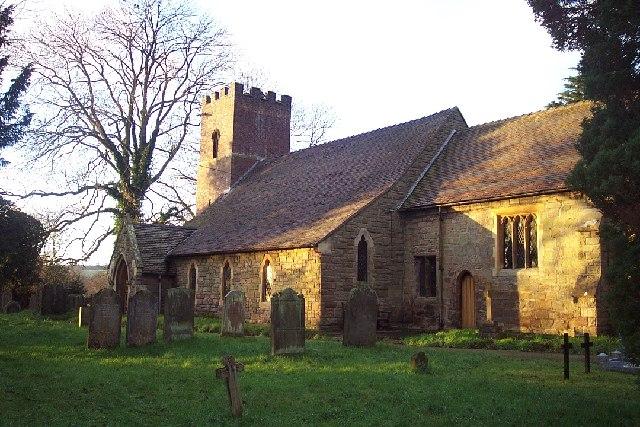 St. Peter, Gayton