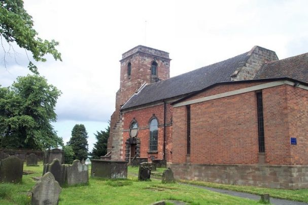 Holy Trinity, Baswich