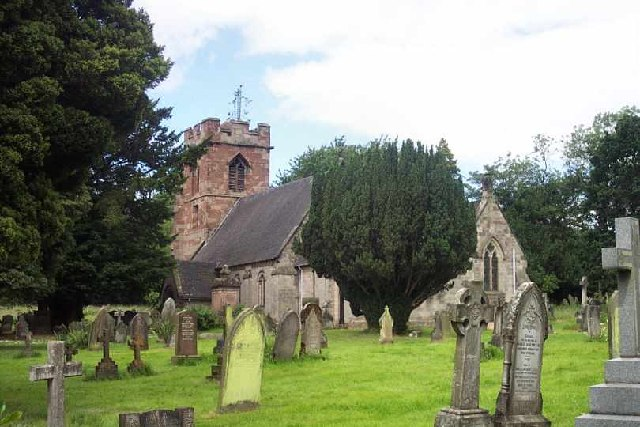 The Church at Castlechurch