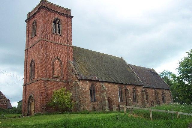 St. Peter, Norbury