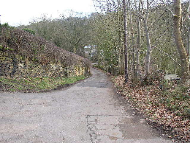 Long Lane, Shelley, Yorkshire