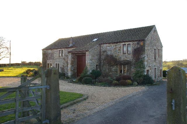 Hill House Barn