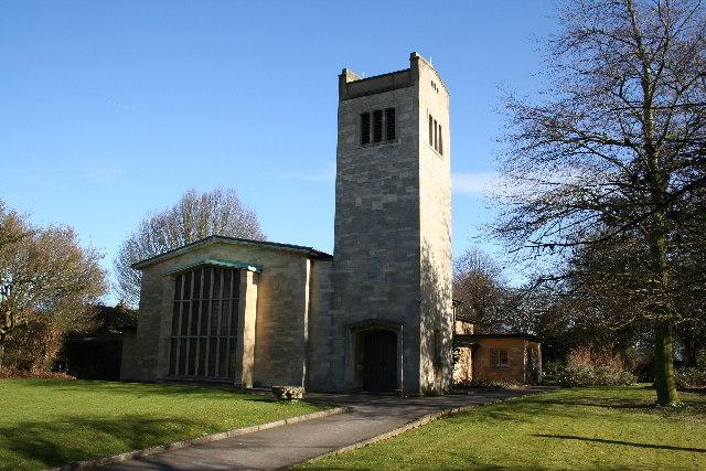 St.Michael's church, Waddington, Lincs.
