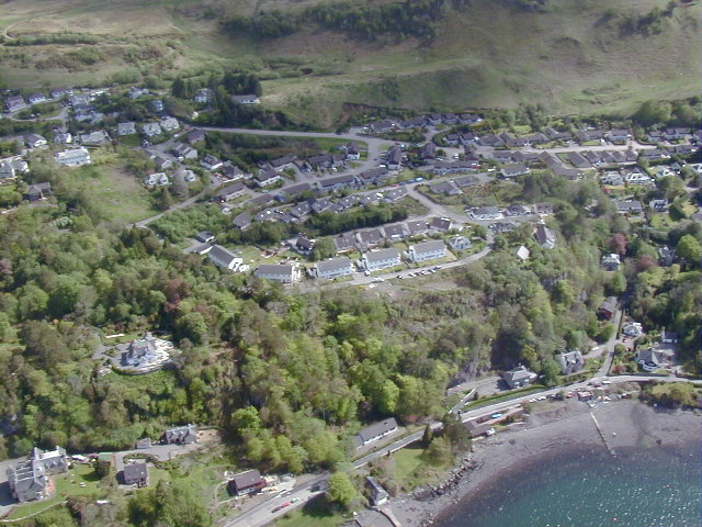 Pulpit Hill, Oban