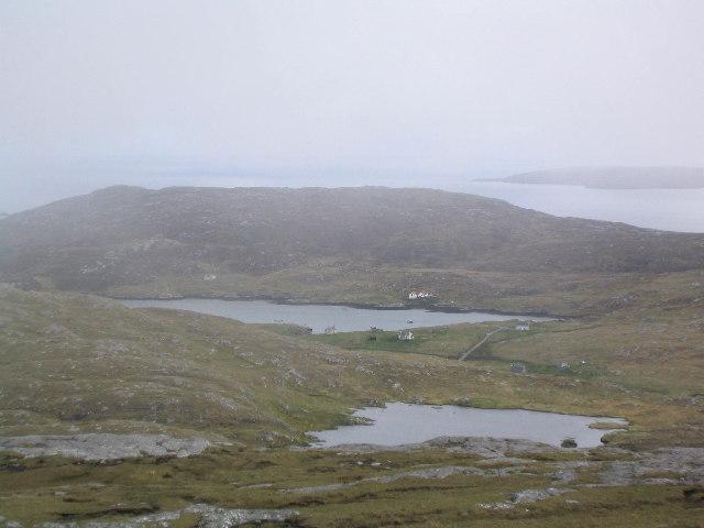 Loch Cracabhaig, Eriskay