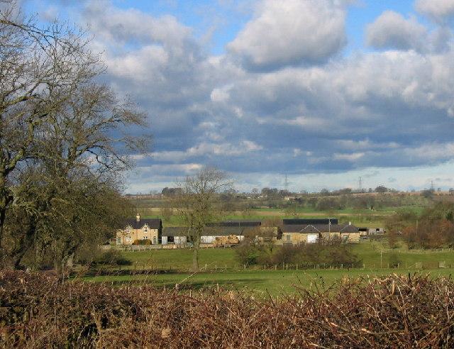 East Trewick Farm