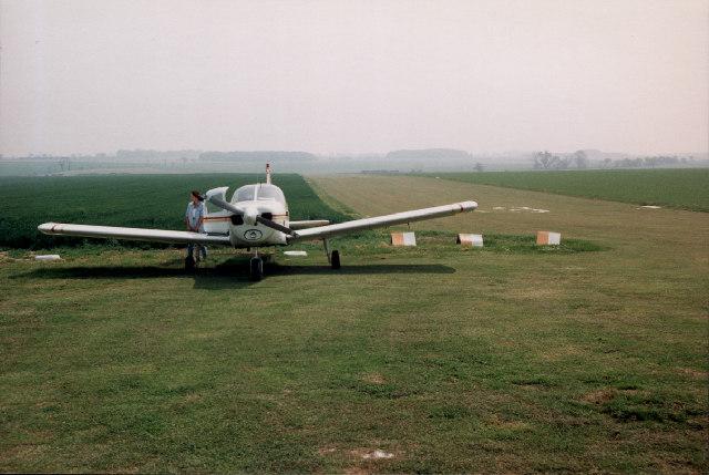 Northrepps Airfield - Runway