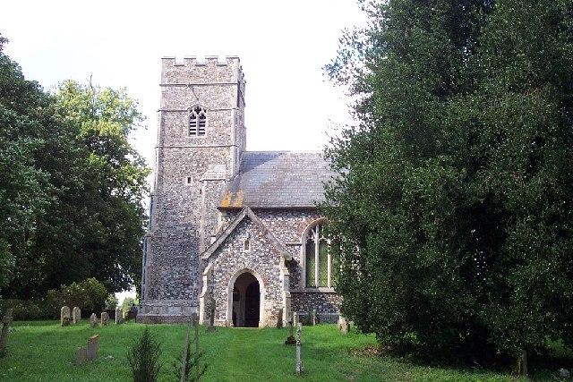 St. Andrew, Tostock