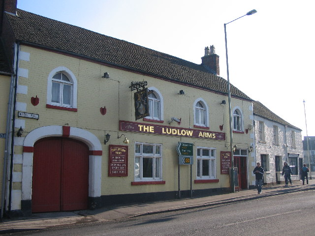 The Ludlow Arms