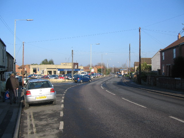 Trowbridge Road