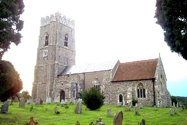 St. Mary, Kersey