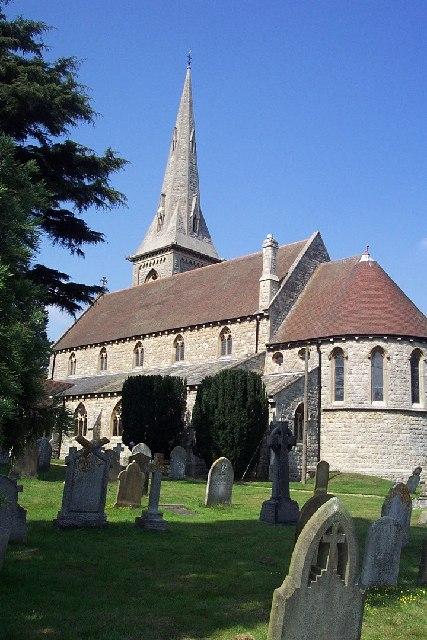 St. Mary, Mistley