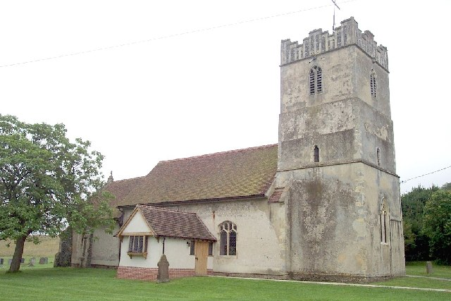 St. Mary, Offton