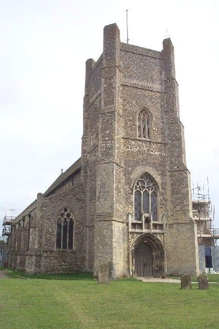 St. Bartholomew, Orford
