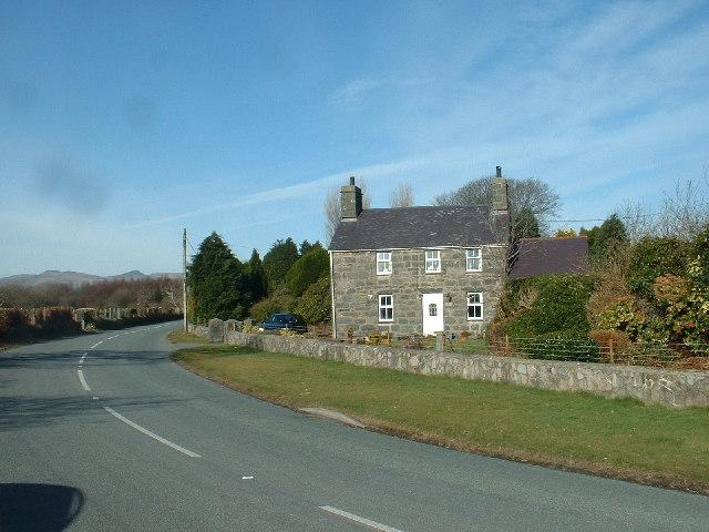 Cottage on B4411